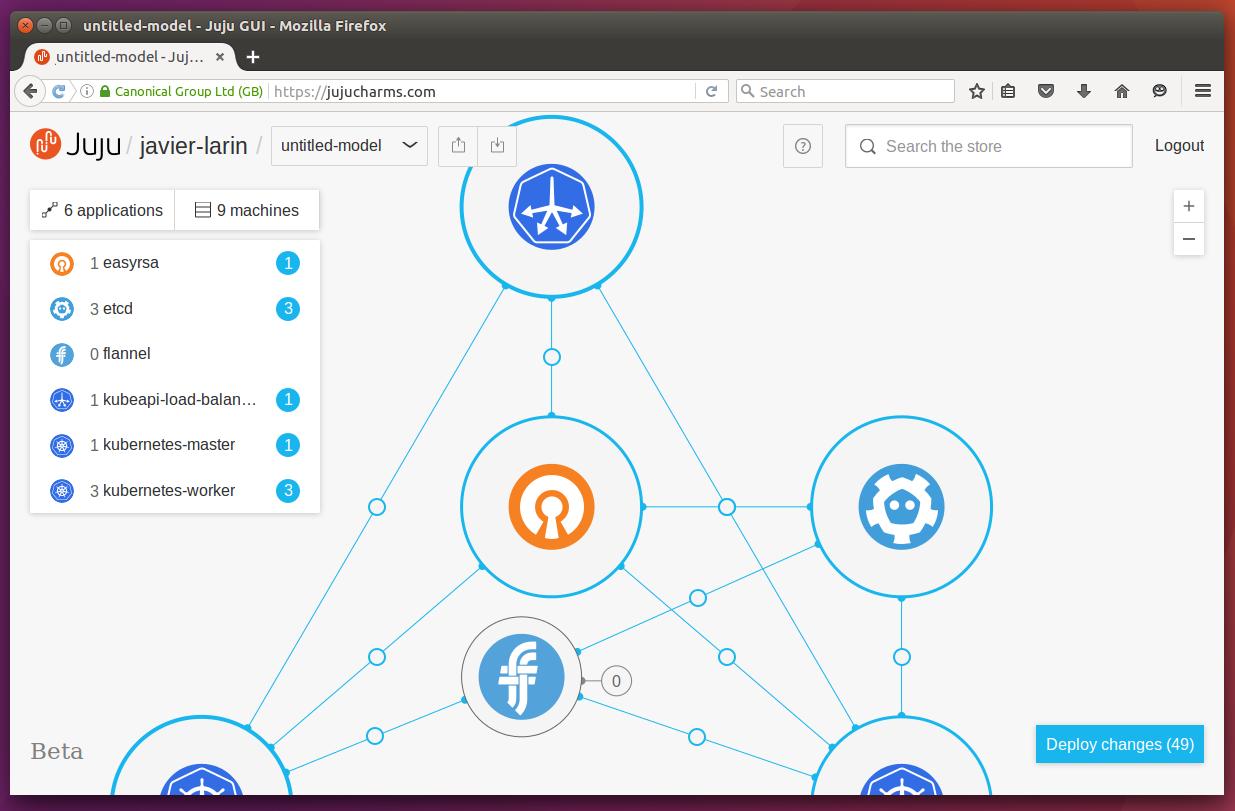 Ubuntu juju tutorial